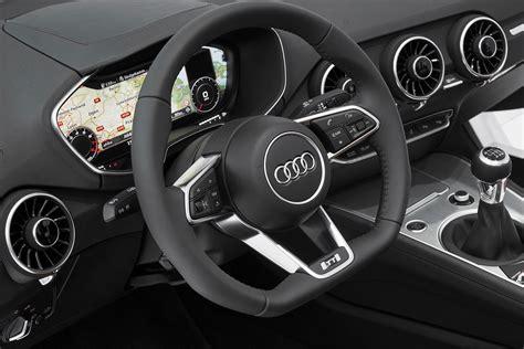 Audi Tt Interior by El Interior Del Nuevo Audi Tt Revelado Completamente Auto