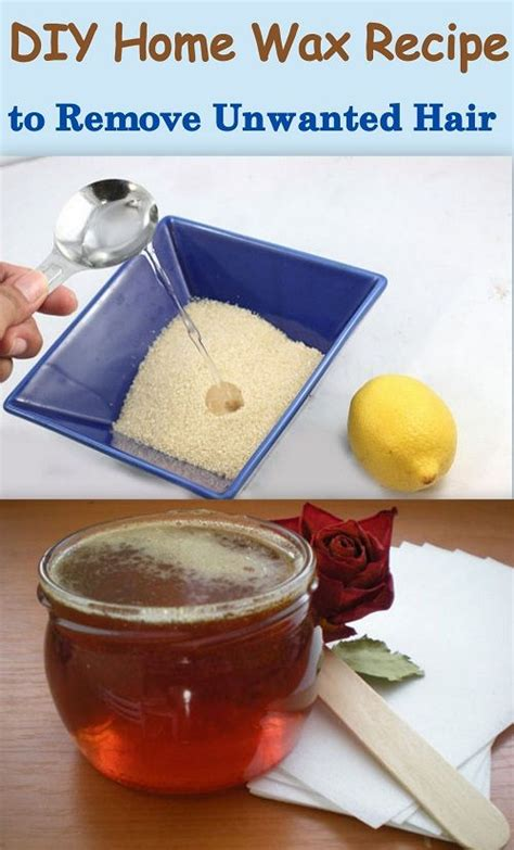how to make wax at home well it s simple and with the