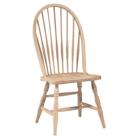 Mckenzie Bedroom Collection tall windsor dining chair