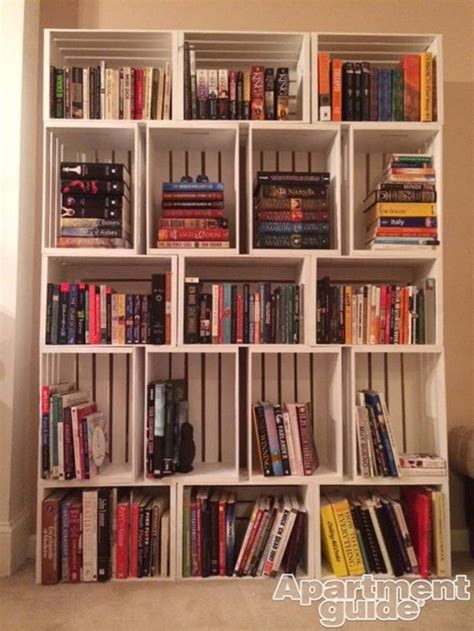 25 best ideas about cheap bookshelves on
