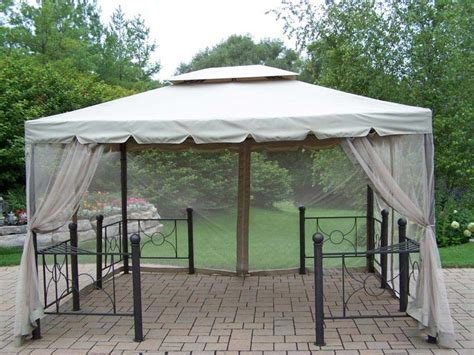 gazebo netting 12 x 12 gazebo with netting gazeboss net ideas
