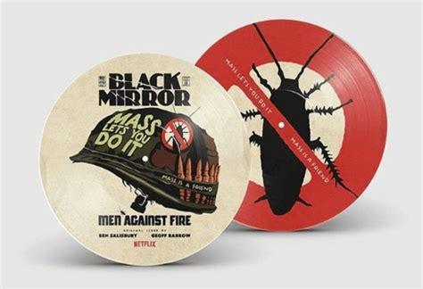 black mirror men against fire explained ben salisbury geoff barrow black mirror men against fire