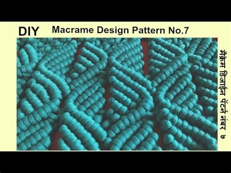 Step By Step Macrame - diy macrame leaf design pattern step by step macrame