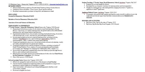 Resume Layout Exles 2014 Sle Resumes Resumes Ideas Resume Exles 2014 For Provider Enrollment By Bonnie Mae