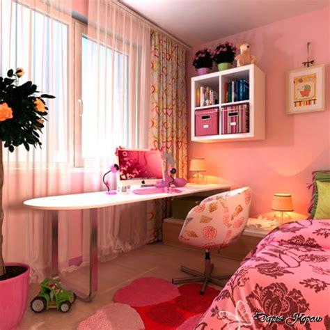 Agradable Dormitorios Para Habitaciones Pequenas #8: Habitacion-ninas-infantil.jpg