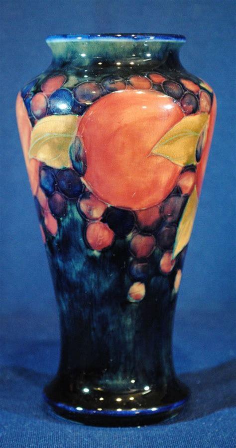 Moorcroft Pomegranate Vase Value by Moorcroft Pomegranate Pottery 7 25 Inch Vase From Hazenhoward On Ruby
