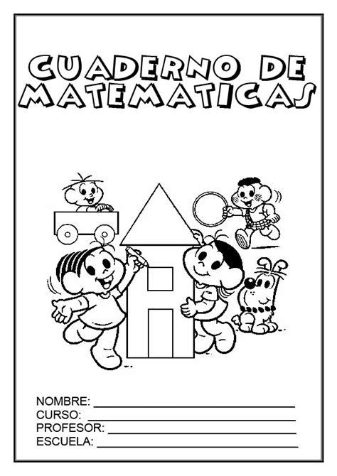 imagenes de matematicas en ingles im 225 genes de car 225 tulas para cuadernos de matem 225 ticas