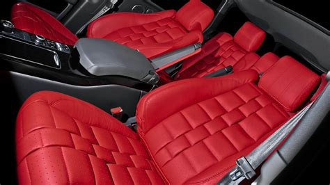 Leather Interiors by 2013 Range Rover Gets Kahn Leather Interior