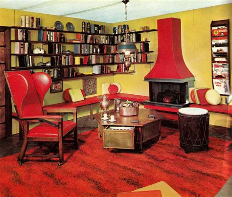 desain interior rumah retro penerapan konsep retro pada desain interior untuk