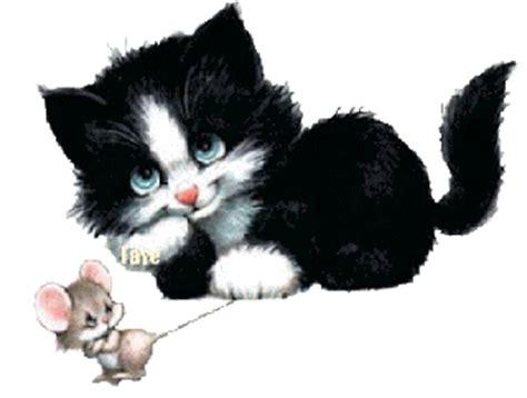 imagenes de amor de gatitos animados imagenes de gatitos animados con brillo y movimiento