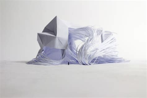 Things You Can Make Out Of Paper - spaces antoine geiger