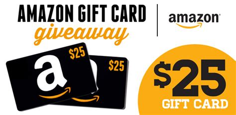 win a 25 amazon gift card mybargainbuddy com - How To Sign Up For Amazon Giveaways