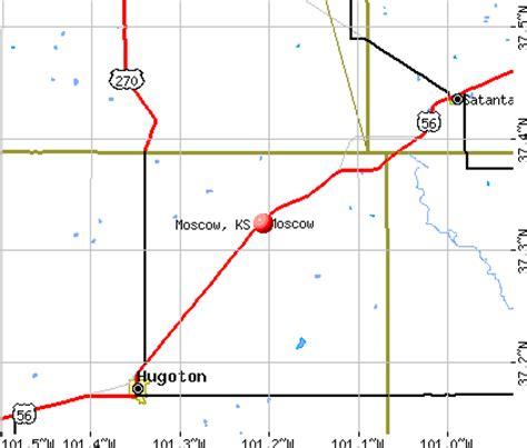 Moscow, Kansas (KS 67952) profile: population, maps, real ...