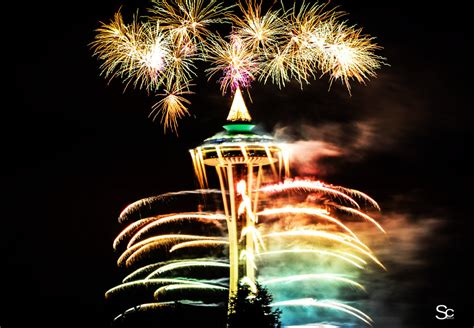 new years day seattle space needle new years 2013 by shannoncphotography on