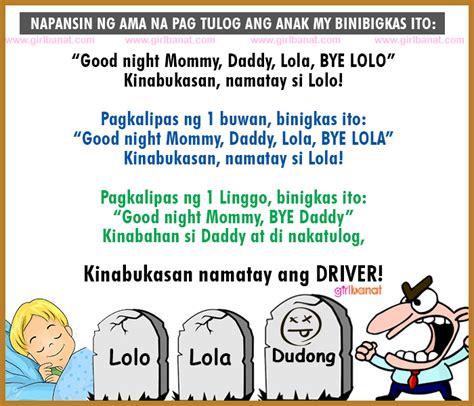 new year jokes tagalog tagalog jokes archives banat banat