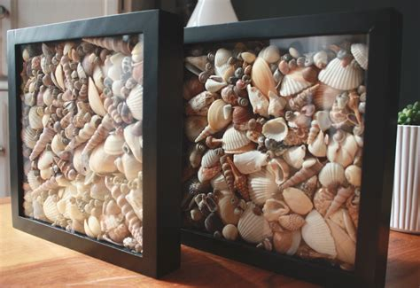 craft projects using seashells seashell crafts that bring the into your home