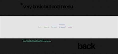 layout css menu super menu pack 10 menus by vankarwai codecanyon
