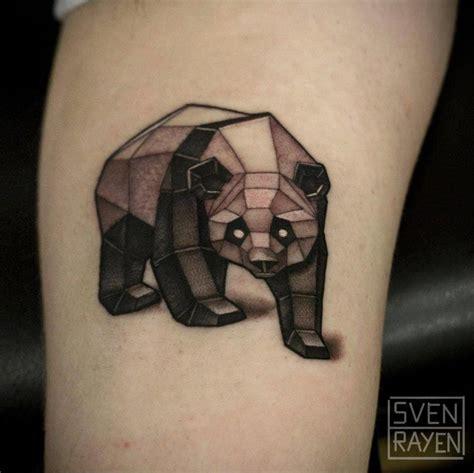 panda tattoo shop 25 irresistible panda tattoos tattoodo