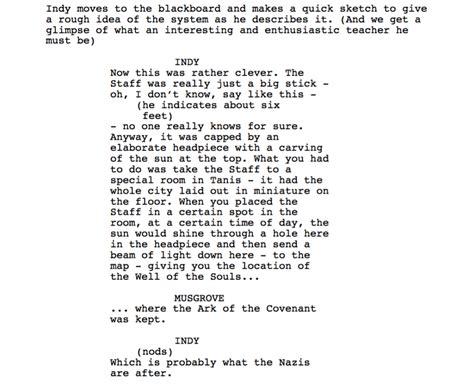 script coverage template sle of script script template screenplay
