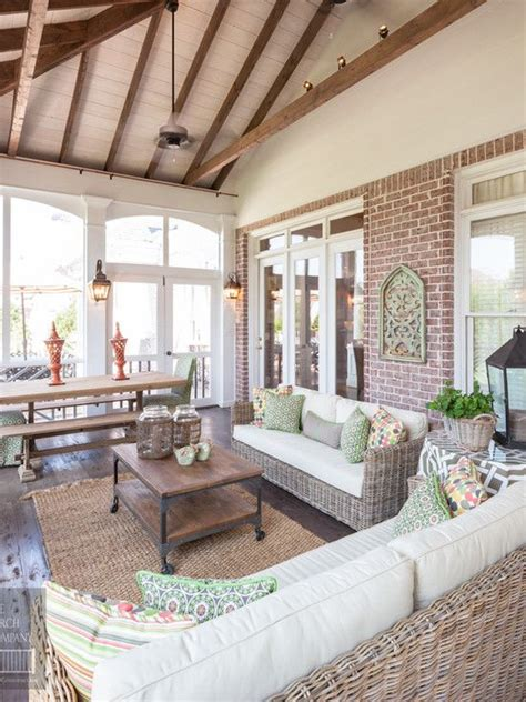 beautiful porches screened porch house plans pinterest beautiful