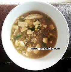 Kompor Inova resep mudah praktis sup kacang hijau ayam resep inova melisa