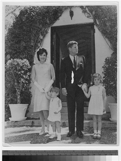 kid friendly biography of john f kennedy jfk and family outside of church
