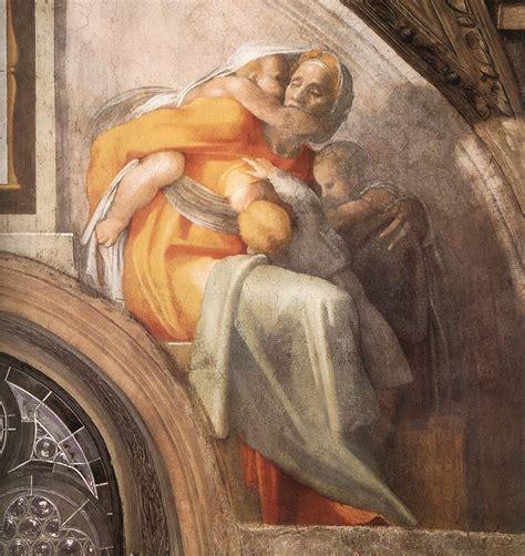Michelangelo And The Sistine Chapel Ceiling by Roarshock Net Sistine Chapel