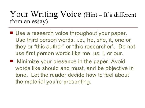 how to write a paper in third person about yourself how to write a paper in third person about yourself 28