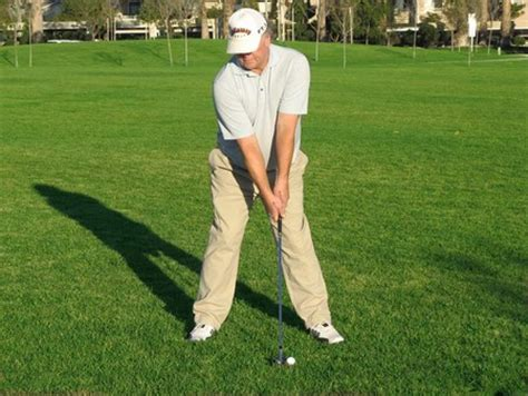 head position in golf swing best way to find the correct address position in the golf
