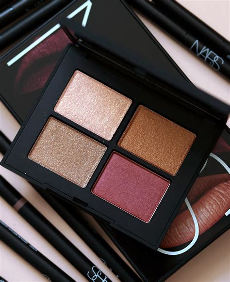 Makeup Nars the nars fall 2018 collection look and swatches