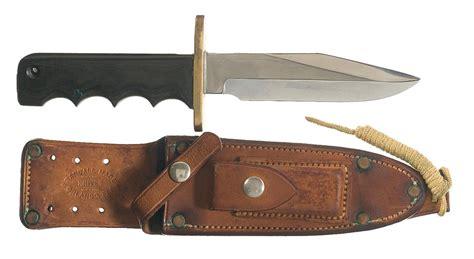 randall model 15 randall made model 15 airman fighting knife with sheath
