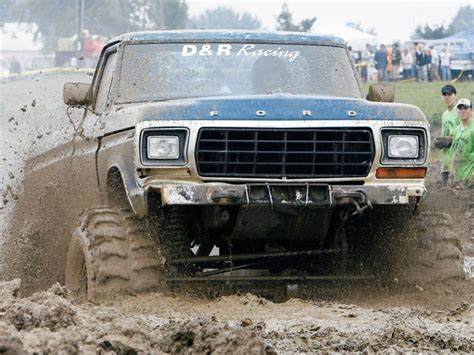 trucks mud bogging ford mudding