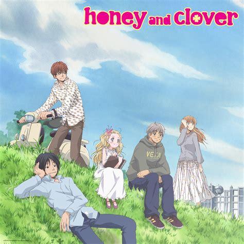 honey and clover otakugakure honey and clover