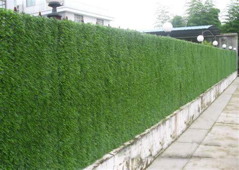 bassin jardin 2509 haie artificielle quot supr 234 me quot vert sapin 1 80m x 3m jardinet