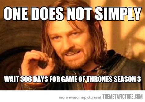 funny boromir game of thrones meme thephilthyway