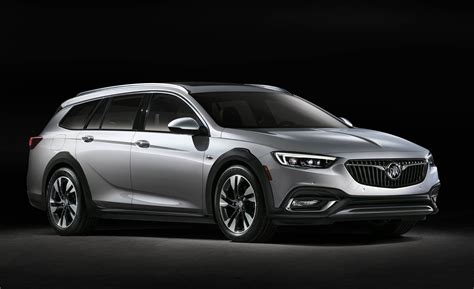 2020 Buick Estate Wagon by The 2018 Buick Regal Not A Sedan But Sportback And Tourx