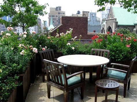 Garden Planting by Best Terrace Roof Garden Plants You Should Grow