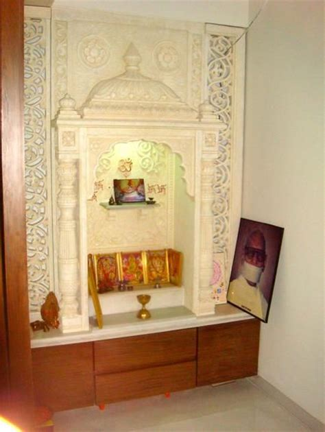 147 best pooja room design images on puja room