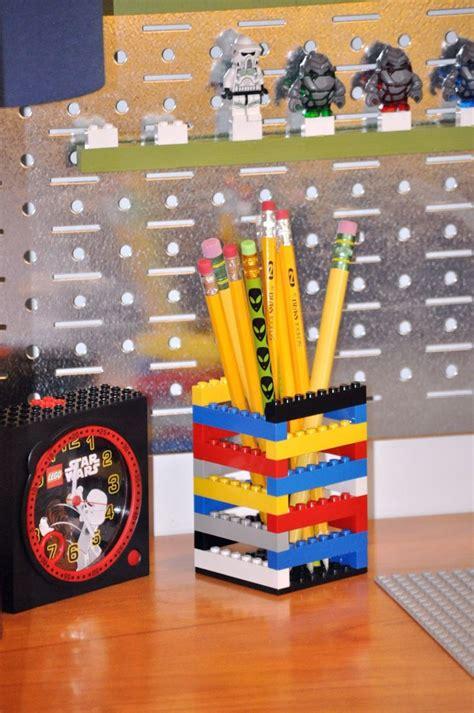 lego holder lego pencil holder if i had the time