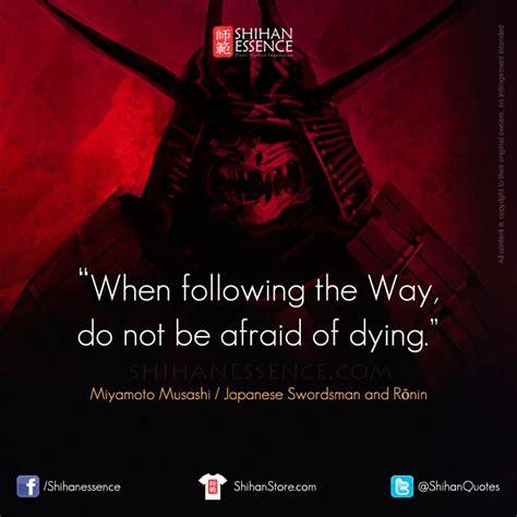 samurai quotes 25 best samurai quotes on