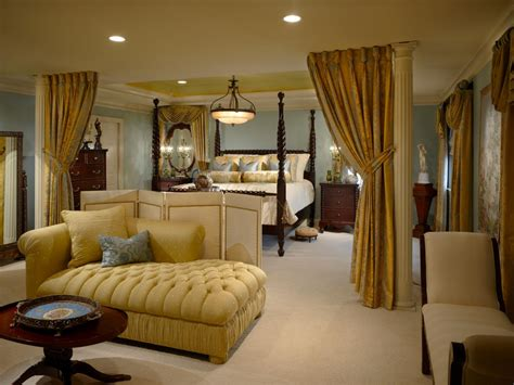 hgtv master bedrooms bedroom ceiling drapes pictures options tips ideas hgtv