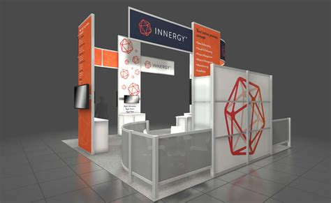 Booth Design Canada | exhibit design exposystems canada exhibits and trade