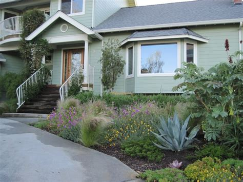 low maintenance front yards xeriscape low maintenance front yard design
