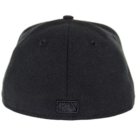 New Era Yankees 9forty Black Authentic new era 59fifty new york yankees fitted blackout all