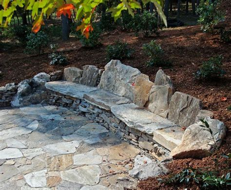 stone benches with backs 25 best ideas about stone bench on pinterest stone