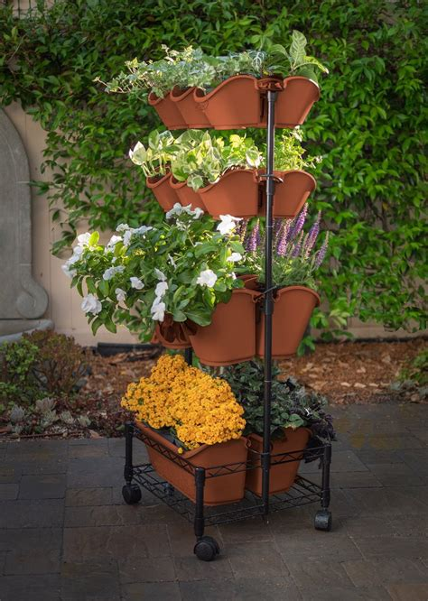 mobile green wall double frame watex