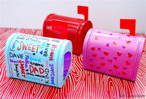valentines day mailbox valentines for