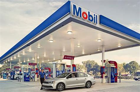 exxon mobil stations eight new mobil gas stations open in baj 237 o region selling