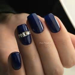 best 25 blue nails ideas on fall nail