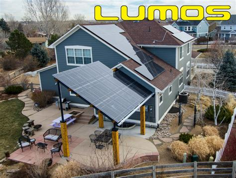 patio solar panels lumos lsx patio awnings solar canopy contemporary patio denver by lumos solar